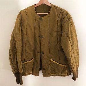 Vintage Cotton Czech Coat